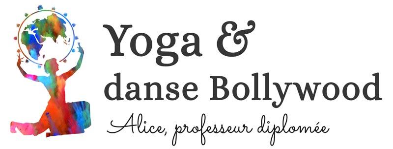 Alice Kieffer, cours de danse Bollywood, cours de yoga et spectacles Bollywood